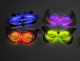 Costume Party Props Glow Bee Mask (HWD5155)