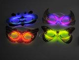 Mascherina dell'ape di incandescenza dei puntelli del partito del costume (HWD5155)