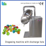 Универсальная лакировочная машина заедк нержавеющей стали для жевательной резины