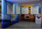 De draagbare Cabine van de Vertoning van de Producten van de Tentoonstelling