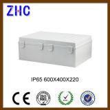 Chine Haut de gamme 600 * 400 * 220 à souder pliable en plastique commutateur électrique sortie étanche à câble boîte de jonction