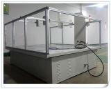 Относящое к окружающей среде машина для испытания на вибрационную стойкость имитации перехода для электроники