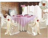 Poltrona Banquet Chair Cover and Table Cloth
