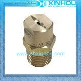 Equipamento da limpeza de BSPT bocal de pulverizador do ventilador de 110 graus