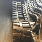 Piste de Machineryrubber de construction (350X108X42) pour l'excavatrice de Kobelco