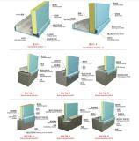 La nuova cella frigorifera del congelatore del materiale da costruzione riveste il pannello a sandwich di pannelli dell'unità di elaborazione