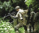 Emisión militar de la bomba del molde de la emisión de la señal de Packback VIP