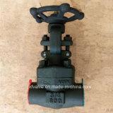 API602 ha forgiato la valvola a saracinesca della saldatura del acciaio al carbonio A105