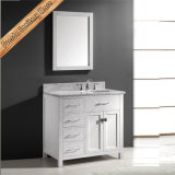 Fed-1043 30inch Single Sink Two Doors Free Standing Modern Bathroom Vanities