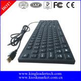Teclado industrial do USB com chaves numéricas e de função