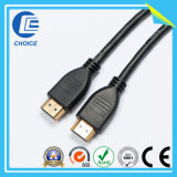 De Kabel HDMI van uitstekende kwaliteit (hitek-06)