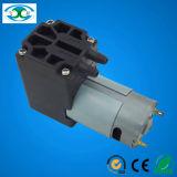 10L/M Fluss 12V Gleichstrom-elektrische Membranruhe-Pinsel-Pumpe für Luft