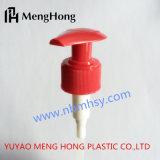 Pompe en plastique de lotion de corps