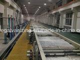 Électro équipement de manteau de zinc de fil d'acier