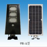 9W einteiliges Solar Street Light für Outdoor Lighting