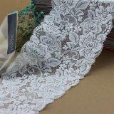 Cinta de nylon del ajuste del cordón del telar jacquar para el desgaste del Intimate de las mujeres