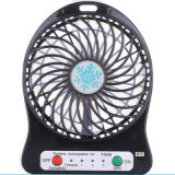 Haut ventilateur rechargeable portatif de C.C 5V de performance de Chaud-Vente mini