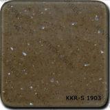 KKR LG ألواح السطحية الصلبة / الحجر الاصطناعي ستارون الاكريليك صحائف السطحية الصلبة