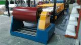 Tuile en acier de film d'ondulation à grande vitesse de bâche formant la machine