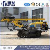 ¡Su mejor opción! Plataforma de perforación de acero modelo de la correa eslabonada DTH de Hf138y