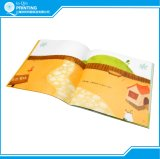 Impression de livre de couleur Perfect Bindng Children Story