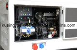 комплект генератора силы 10kVA-2250kVA тепловозный молчком звукоизоляционный с двигателем Pekrins (PK30160)