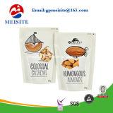 Fastfood- Plastikverpacken- der Lebensmittelbeutel für getrocknete Nahrung, Muttern,