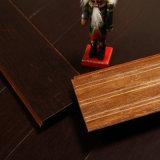 Gunstock Strand Woven Bamboo Flooring Brushed