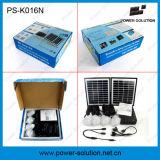 Jogo Home solar da iluminação do diodo emissor de luz do Portable e do elevado desempenho para a Nenhum-Eletricidade e áreas rurais