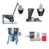 Prix de Nanjing Haisi de machine en plastique d'extrusion avec la ligne de Air-Refroidissement