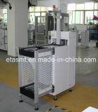 Máquina automática do descarregador do compartimento de SMT