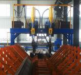 Fabbrica automatica della saldatrice del metallo d'acciaio