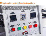 Holo-Rostfreie PVC/PU Förderband-Heizungs-Verbindungs-wassergekühlte Maschine