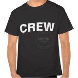 T-shirt estampé par coutume bon marché de prix usine à vendre