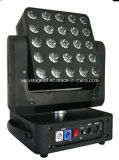 25*10W discoteca Event Moving Head Matrix Beam Lighting (VS2510) del CREE LED