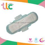 Serviette hygiénique négative populaire d'ion de garnitures sanitaires