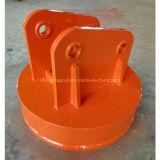 Elettro magnete circolare per gli scarti di sollevamento nel riciclaggio della fabbrica