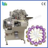 Machine professionnelle de lucette de bille avec l'emballage d'ampoule
