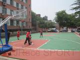 Het kleurrijke Hof van het Basketbal van de Prijs van het Gebruik Multisport Concurrerende