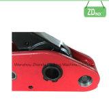 Strumento del cricco del kit del dispositivo d'avviamento con la taglierina per fino a 3/4 '' di reggetta del cavo (210)