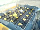 4ton geben Mast-anhebenden Höhen-Wechselstrom angeschaltenen elektrischen Gabelstapler frei