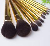 10贅沢な金カラー新型美装置の構成のブラシ