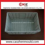 Прессформа контейнера/клети пластичной впрыски высокого качества складывая