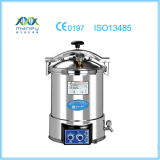 Portable automatico Pressure Steam Autoclave Approved con Ce e l'iso (YX-18HDJ/24HDJ NEW TYPE)