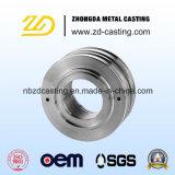 CNCの機械化を用いる織物装置のための投資鋳造