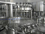 Linha de produção de enchimento Carbonated para o suco/cerveja