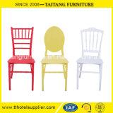 Plasitc 백색 Chiavari 의자
