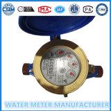 Multi механически счетчик воды ISO4064 сухого счетчика воды холода шкалы