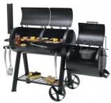 Напольное Large Size Wood Burning Smokers для Sale