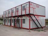 Construstion Wohnzimmer/faltendes bewegliches vorfabriziertes/Fertighaus